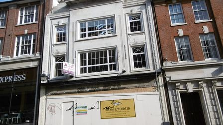 No 22 Lloyds Avenue, Ipswich (the former Lloyds Tavern), which is to become the new Three Wise Monke