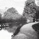 Boating on the Gipping. Picture: ARCHANT ARCHIVE