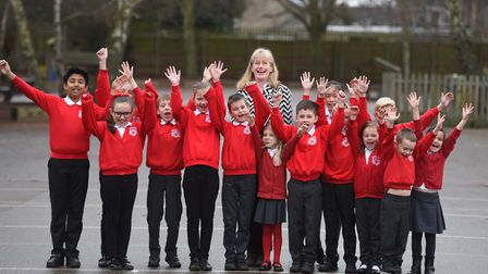 Broke Hall Primary School has received a good Ofsted rating. Picture: GREGG BROWN