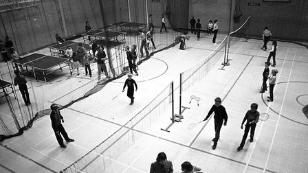 Easter activities at Northgate Sports Centre. Picture: DAVID KINDRED