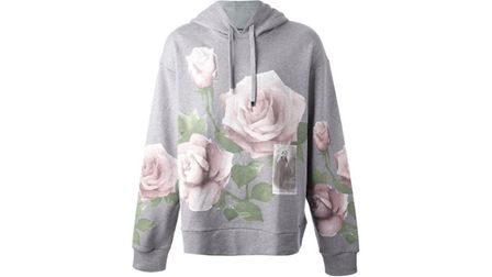 Paul Moore's Dolce & Gabbana hooded top. Picture: PROVIDED BY SUFFOLK CONSTABULARY