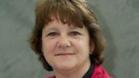 Suffolk County Council's Sandra Gage. Picture: SUFFOLK COUNTY COUNCIL