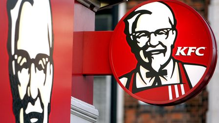 KFC has been forced to close hundreds of stores after a new delivery contract with DHL resulted in c