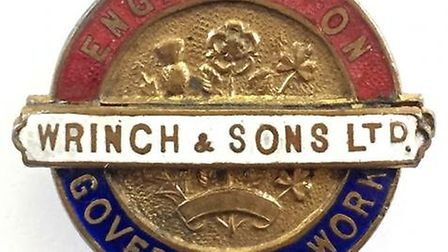 Symbol of a proud history of service. Picture: IPSWICH SOCIETY