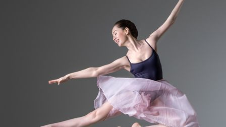 The Encore Dance Company visits Ipswich's Jerwood DanceHouse. Picture: NICOLA SELBY PHOTOGRAPHY