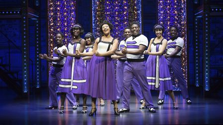 Beautiful - The Carole King Musical. Picture: CRAIG SUGDEN