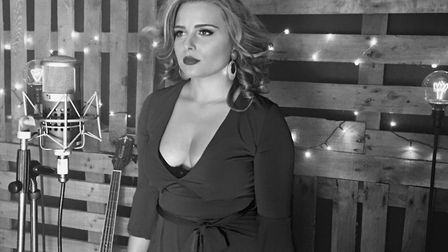 Jade MayJean is preparing to release her first album. Picture: GINGER DOG RECORDS