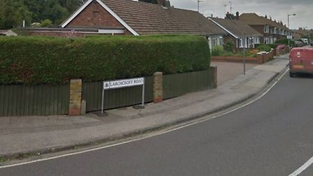 A van was stolen during a burglary in Larchcroft Road, Ipswich. Picture: GOOGLE MAPS
