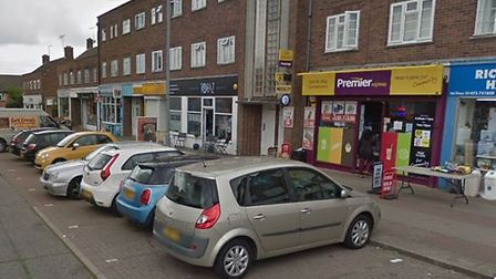 The incident happened at the Premier Store in Garrick Way, Whitton. Picture: GOOGLE MAPS