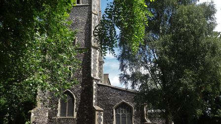 St Clements Church in Star Lane is to become the Ipswich Arts Centre. Picture: TIM LEGGETT