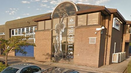 A portable cabin at Whitton Sports Centre has been damaged. Picture: GOOGLE MAPS