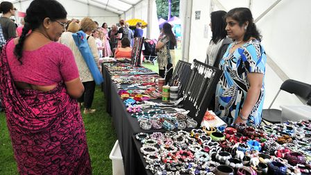 Indian Summer Mela in Christchurch Park. Picture: LUCY TAYLOR