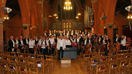 The Community Light Orchestra. Picture: CONTRIBUTED