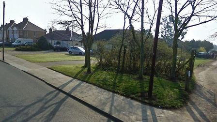 A report of an accosting in Sidegate Lane West did not take, police have confirmed. Picture: GOOGLE