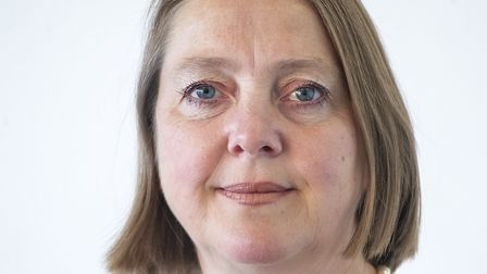 Labour group leader Sarah Adams. Picture: SUFFOLK COUNTY COUNCIL