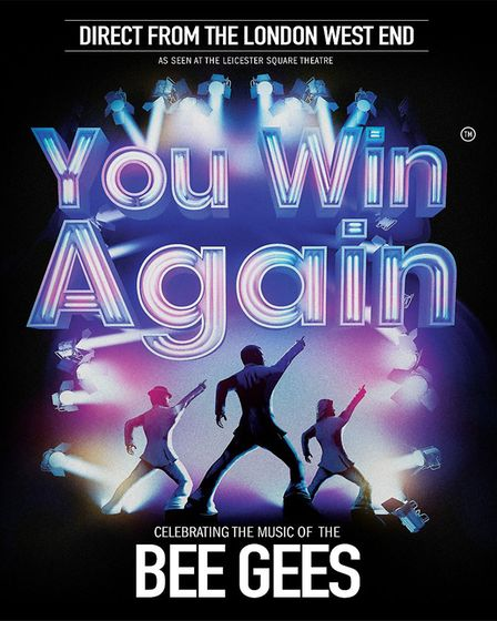 You Win Again is at the Spa Pavilion in Felixstowe.