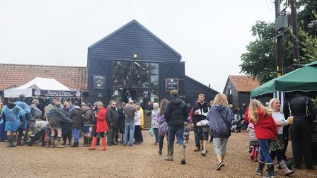 Jimmy's Farm will stage its first spring fair this weekend. Picture: LUCY TAYLOR