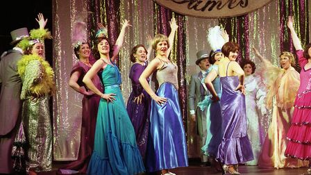 1999: 42nd Street at the Ipswich Regent Picture: RICHARD SNASDELL