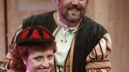 1988: Kiss Me Kate at the Ipswich Corn Exchange Picture: JERRY TURNER