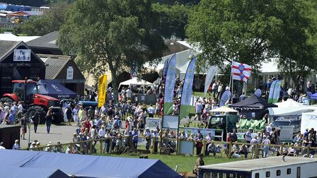 Excitement is building ahead of this year's Suffolk Show Picture: SUFFOLK AGRICULTURAL ASSOCIATION