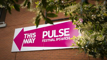 Pulse Festival at the New Wolsey Theatre. Picture:AARON WEIGHT