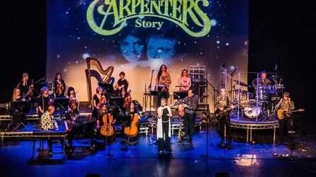 The Carpenters Story is at The Regent this weekend. Picture: MARTY MOFFAT