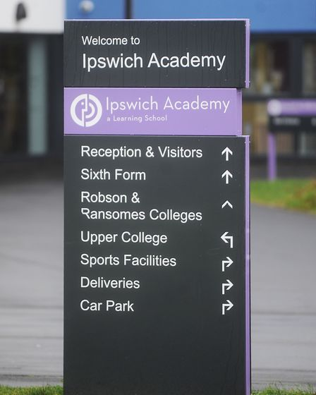 The trust specialises in turning around under-performing schools, and runs Ipswich Academy (pictured