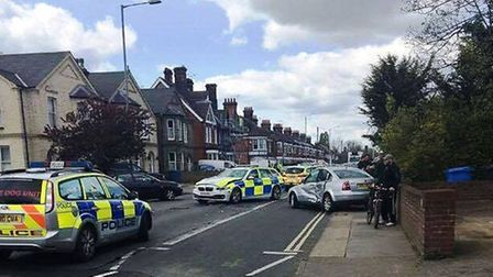 Road safety has become a concern in Norwich Road (stock image) Picture: KYLE ABBOTT