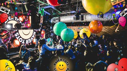 A mini rave for children will be taking place this weekend Picture: SAM BENJAFIELD