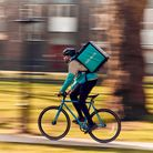 Deliveroo is launching deliveries to Ipswich parks. Picture: MIKAEL BUCK / DELIVEROO