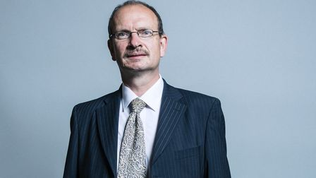 Ipswich's MP Sandy Martin Picture: HOUSE OF COMMONS