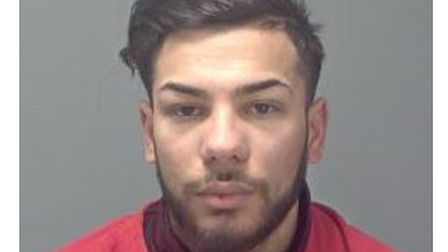 Ionut Majaru, jailed for burglary at Ipswich Crown Court. Picture: SUFFOLK CONSTABULARY