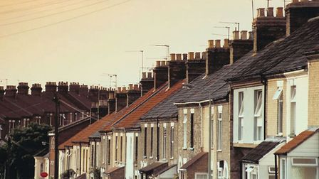 Hundreds of homes sit empty in Ipswich despite a national shortage (stock image) Picture: THINKSTOCK