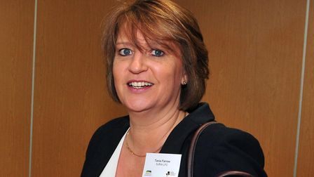 Tania Farrow, chief officer for Suffolk Local Pharmaceutical Committee Picture: DAVID GARRAD