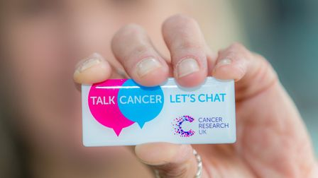 Cancer Research UK is helping pharmacy staff gain confidence in talking to customers about cancer Pi