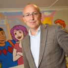 Tibbs Pinter, chief executive of 4YP Picture: GREGG BROWN