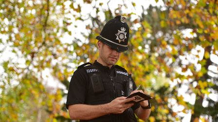 Police are investigating a daytime burglary in Hintlesham Picture: SARAH LUCY BROWN