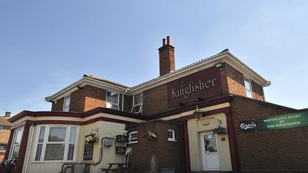 The Kingfisher, Ipswich, will stage The Bike Show this weekend. Picture: LUCY TAYLOR