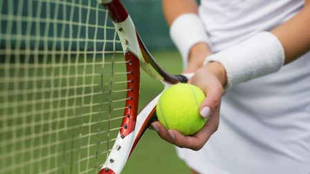 Join in the Great British Tennis Weekend in Bramford this weekend. Picture: GETTY IMAGES/ISTOCKPHOTO