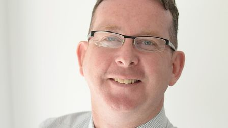 Peter Devlin, Operations director for mental health and learning disabilities (Suffolk) at Norfolk a