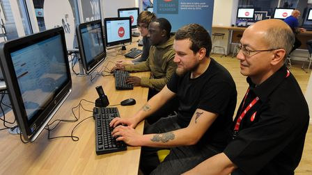 The Mygo Centre in Ipswich opened in 2014 and closed in March this year Picture: PHIL MORLEY