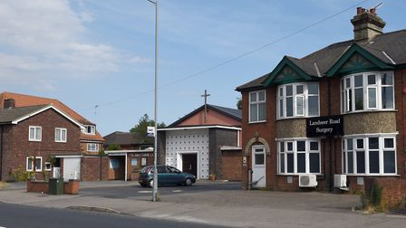Landseer Road Surgery Picture: SARAH LUCY BROWN
