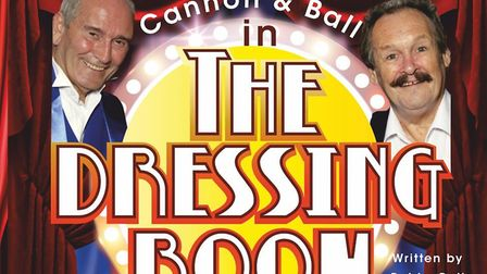 The Dressing Room is at the Spa Pavilion in Felixstowe on Friday. Picture: THE DRESSING ROOM