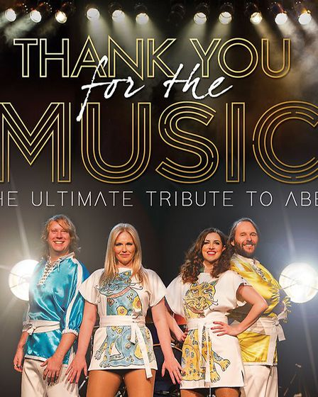 Abba tribute show Thank You for the Music is at the Spa Pavilion in Felixstowe on Saturday. Picture: