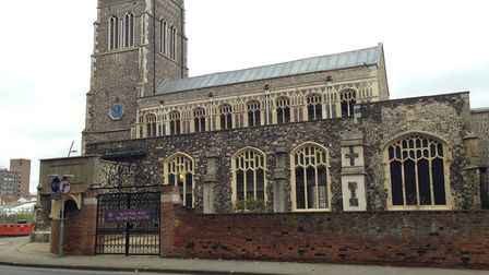 Quay Place in Ipswich is set to host a wedding fayre in September. Picture: ARLEN JAMES