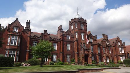 More of Ipswich School has been given Grade II listed status Picture: IPSWICH SOCIETY