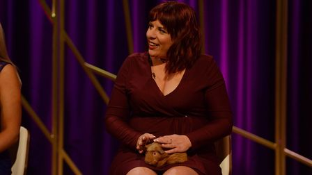Will Dawn find love on Blind Date? Picture: CHANNEL 5/SO TELEVISION