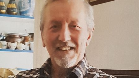 Clive Wyard, who was found collapsed outside his home Picture: SUPPLIED BY FAMILY/RACHEL EDGE