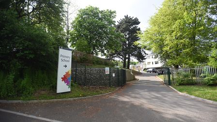 The Bridge School in Ipswich is set to become an academy Picture: ARCHANT