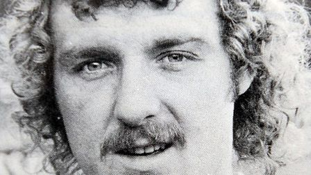 Ipswich Town legend Kevin Beattie Picture: ARCHANT LIBRARY